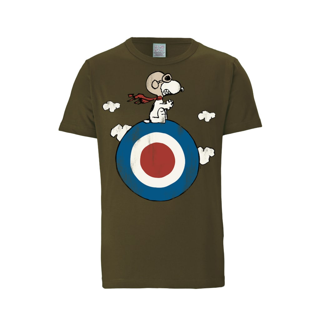 LOGOSHIRT T-Shirt mit niedlichem Print