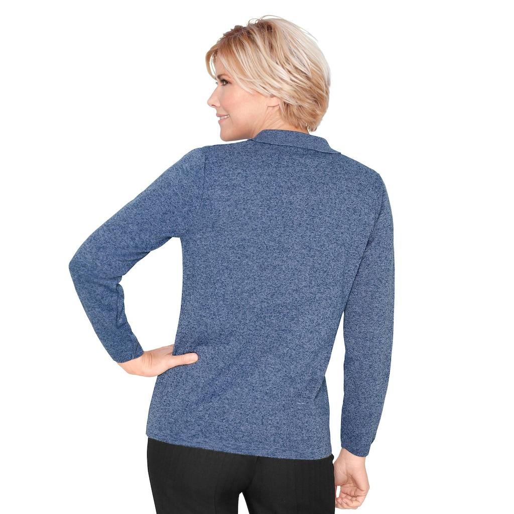 Classic Polokragenpullover »Pullover«