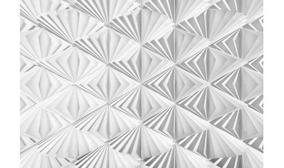 Komar Fototapete »Delta«, bedruckt-3D-Optik-Stadt, ausgezeichnet lichtbeständig kaufen