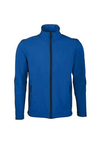 SOLS Softshelljacke »Herren Race Softshell-Jacke mit durchgehendem Reißverschluss,... kaufen