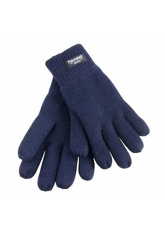 Result Strickhandschuhe »Junior Kinder Thermo Handschuhe, gefüttert (3M 40g)« kaufen