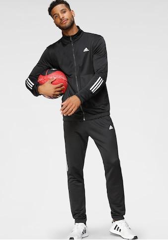 adidas Performance Trainingsanzug »FABRIC MIX«, (Set, 2 tlg.) kaufen