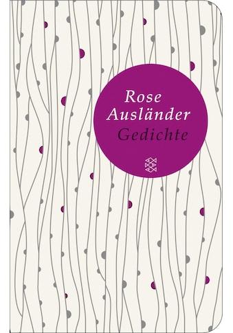 Buch »Gedichte / Rose Ausländer, Helmut Braun« kaufen