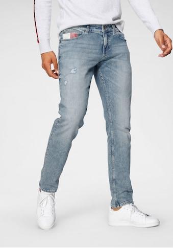 TOMMY JEANS Slim - fit - Jeans »SCANTON SLIM PHLBCFD« kaufen