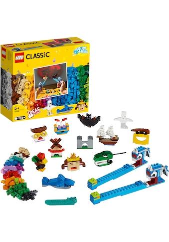 LEGO® Konstruktionsspielsteine »Schattentheater (11009), LEGO® Classic«, (441 St.) kaufen