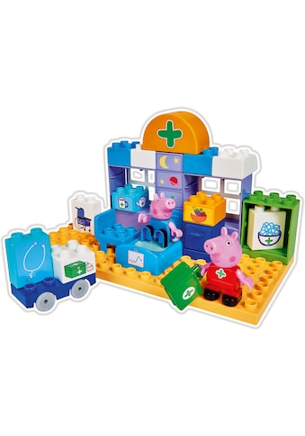BIG Konstruktions-Spielset »BIG-Bloxx Peppa Pig Medical Care Case«, (32 St.) kaufen