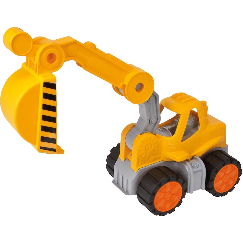 BIG Spielzeug-Bagger »BIG Power Worker Bagger«