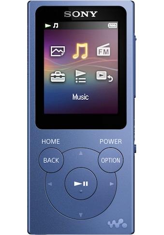 Sony MP3-Player kaufen