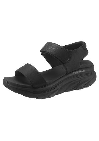 Skechers Plateausandale »D´LUX WALKER«, mit Luxe Foam kaufen