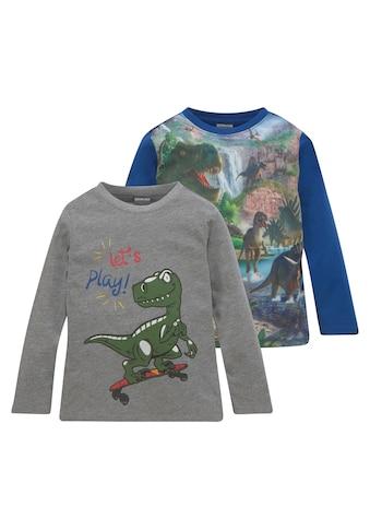 KIDSWORLD Langarmshirt »BIG DINOS« kaufen