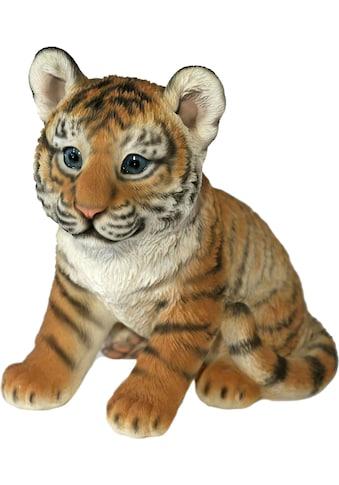 Home affaire Tierfigur »Tiger sitzend« kaufen