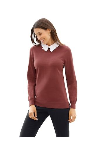 Inspirationen 2-in-1-Pullover »Pullover« kaufen