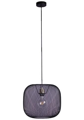 Places of Style Pendelleuchte »MASH SHADE«, E27, Hängelampe mit Schirm aus Drahtgeflecht im trendigen Design kaufen