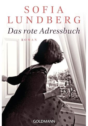 Buch »Das rote Adressbuch / Sofia Lundberg, Kerstin Schöps« kaufen