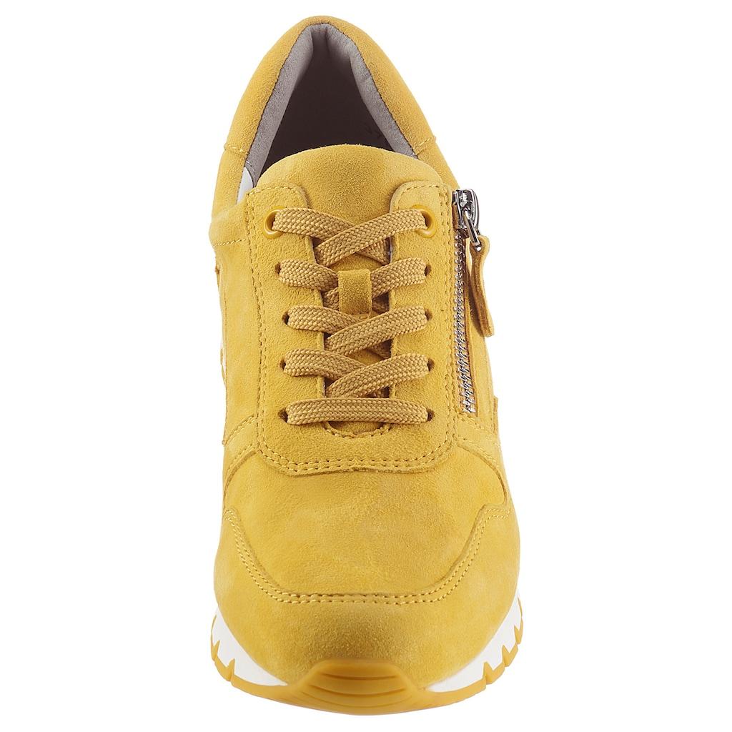 Caprice Sneaker, in komfortabler Schuhweite H (=sehr weit)