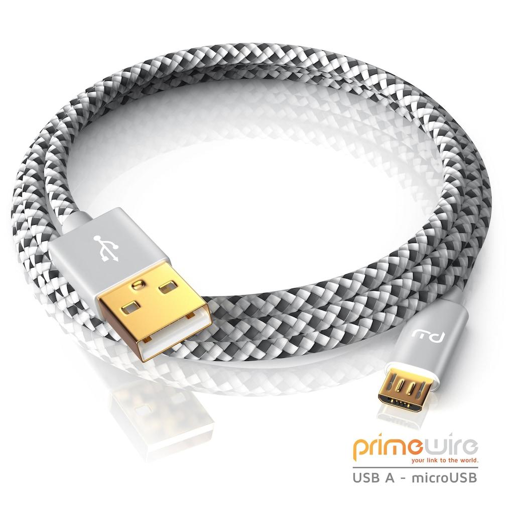 Primewire Premium Micro USB auf USB Kabel
