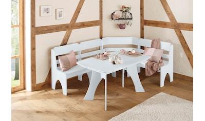 Home affaire Esszimmer-Set »Torben«, (2 tlg.), im Landhausstil kaufen