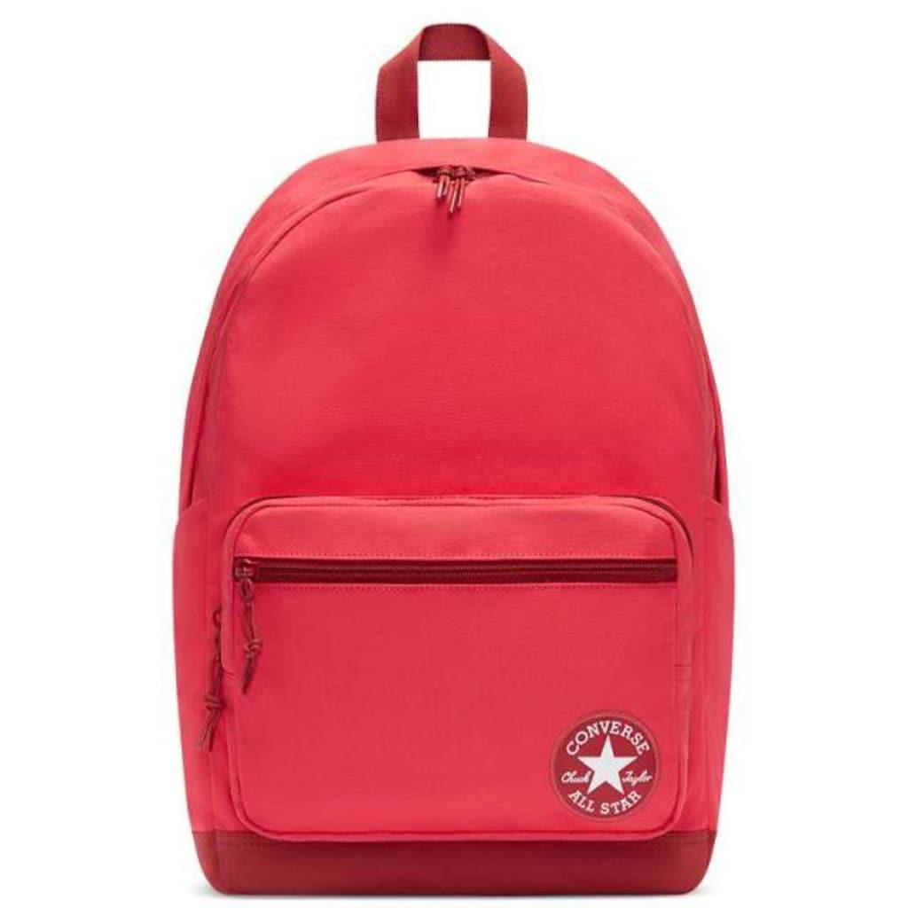 Converse Laptoprucksack »Go 2, carmine pink/claret red«