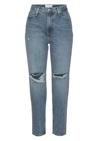 Calvin Klein Jeans 5-Pocket-Jeans »MOM JEANS« kaufen