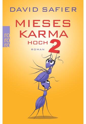 Buch »Mieses Karma hoch 2 / David Safier« kaufen