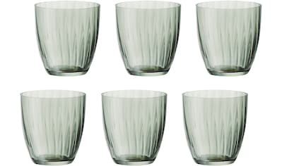 BOHEMIA SELECTION Gläser-Set »Georgia«, (6 tlg.), Glas, 260 ml kaufen