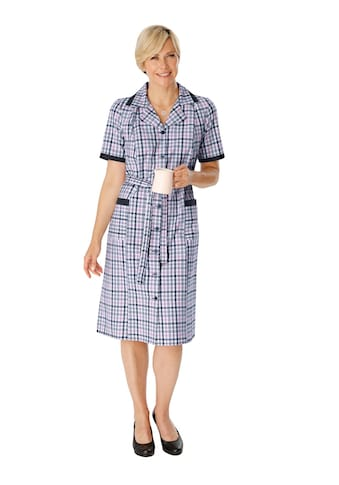 Classic Basics Kleiderschürze aus echtem, hochwertigem Webkaro kaufen