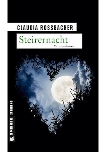 Buch »Steirernacht / Claudia Rossbacher« kaufen