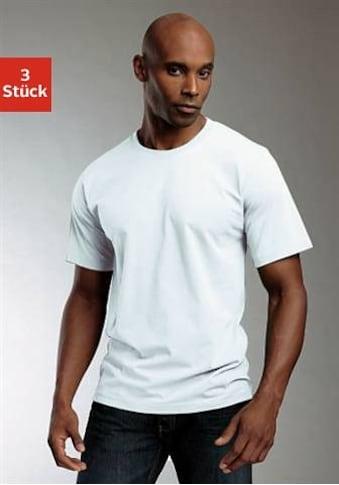 H.I.S T-Shirt, aus Baumwolle kaufen