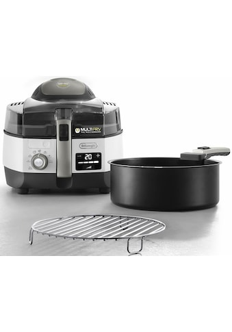 De'Longhi Heissluftfritteuse »MultiFry EXTRA CHEF PLUS FH1396«, Multicooker mit 4-in-1... kaufen