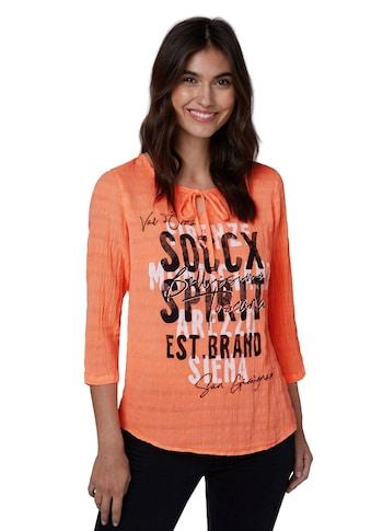 SOCCX Schlupfbluse kaufen