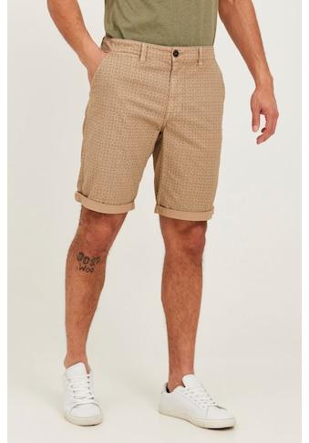 Blend Chinoshorts »Griggs«, Chino Shorts mit All Over Print kaufen