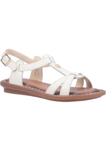 Hush Puppies Sandale »Damen Olive T-Riemen Schnalle Riemen« kaufen