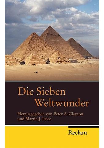 Buch »Die Sieben Weltwunder / Peter A. Clayton, Martin J. Price, Hans-Christian Oeser« kaufen