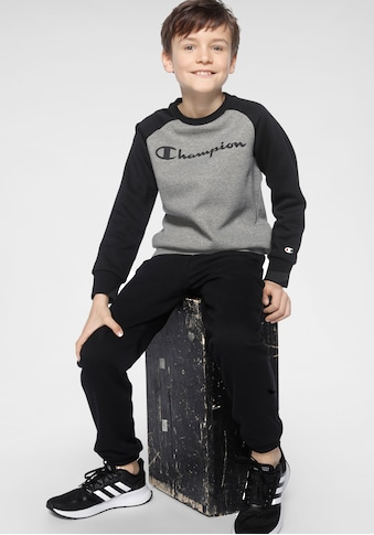 Champion Jogginganzug »Crewneck Sweatsuit« (Set, 2 tlg.) kaufen