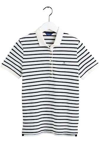 Gant Poloshirt, mit kleinen seitlichen Schlitzen kaufen