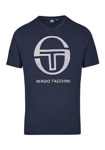 Sergio Tacchini T-Shirt NEW ELBOW mit Frontlogo kaufen