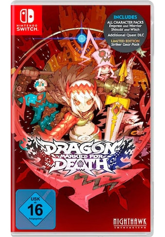 Spiel »Dragon: Marked for Death«, Nintendo Switch kaufen