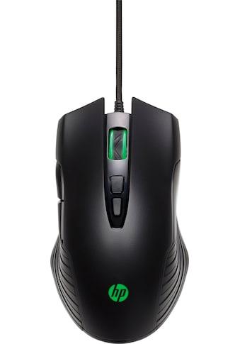 HP Gaming-Maus »Gaming-Maus mit Beleuchtung«, kabelgebunden, X220 Gaming Maus kaufen