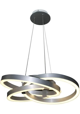 näve LED Pendelleuchte »Divora«, LED-Board, Neutralweiß-Kaltweiß, LED Hängelampe, LED... kaufen