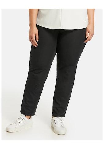 Samoon Stretch - Hose »Hose Jenny mit komfortablem Bein« kaufen