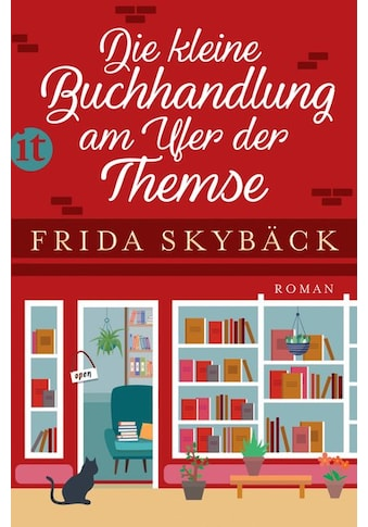 Buch »Die kleine Buchhandlung am Ufer der Themse / Frida Skybäck, Hanna Granz« kaufen