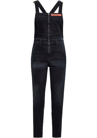 G-Star RAW Jumpsuit »Jumpsuit Slim Dungaree«, Latzhose mit zwei Brusttaschen oben, 5-Pocket-Design unten kaufen