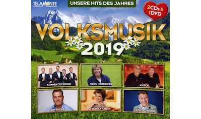 Musik-CD »Volksmusik 2019 / Various« kaufen