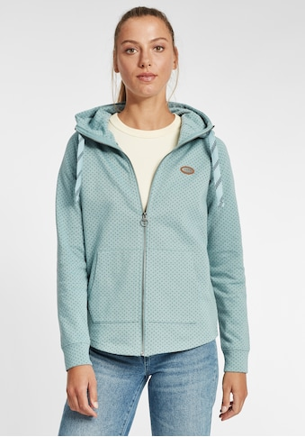 OXMO Kapuzensweatjacke »Amalia« kaufen