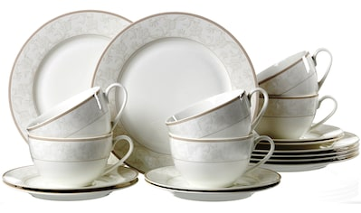 "Ritzenhoff & Breker Kaffeeservice ""ISABELLA"" (18 - tlg.), Porzellan kaufen"