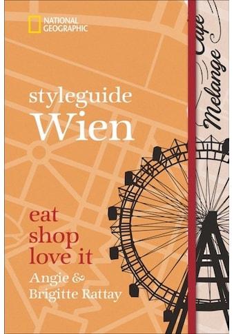 Buch »Styleguide Wien / Angie Rattay« kaufen