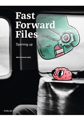 Buch »FastForwardFiles / Heimo Hammer, Kraftwerk« kaufen