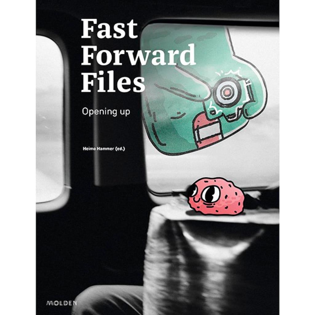 Buch »FastForwardFiles / Heimo Hammer, Kraftwerk«