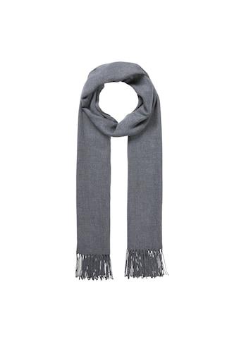 Codello Unifarbener Schal aus Viskosemix kaufen