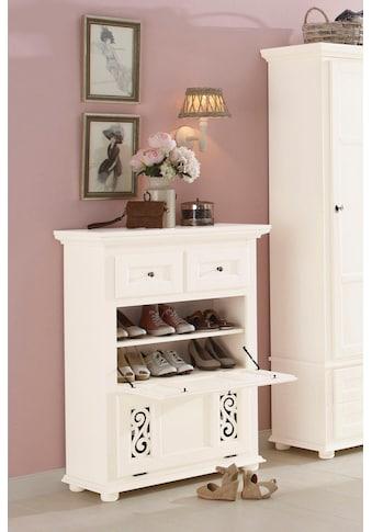 Premium collection by Home affaire Schuhkommode »Arabeske«, mit schönen Ornamenten in... kaufen
